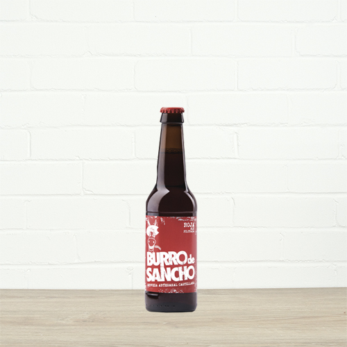 Roja Red Ale by La Sagra