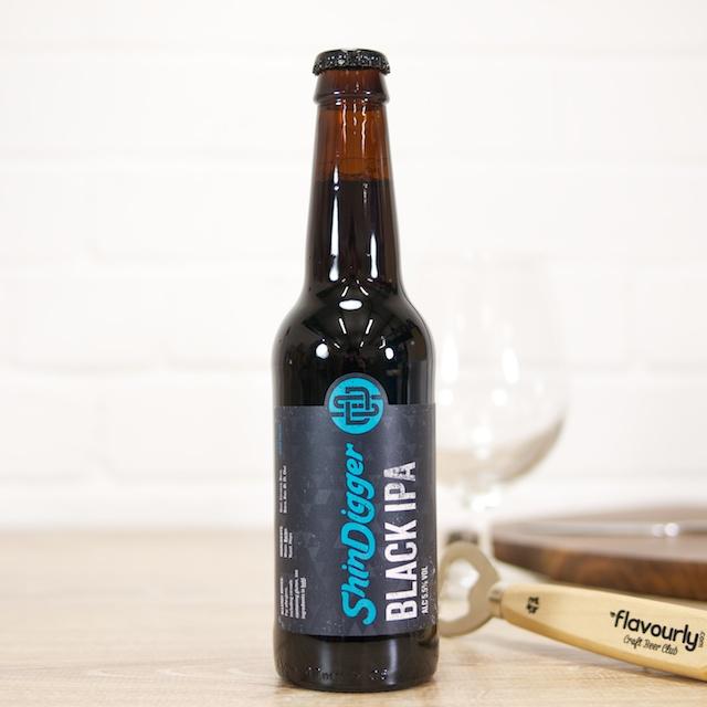 Black IPA by ShinDigger Brewing Co.