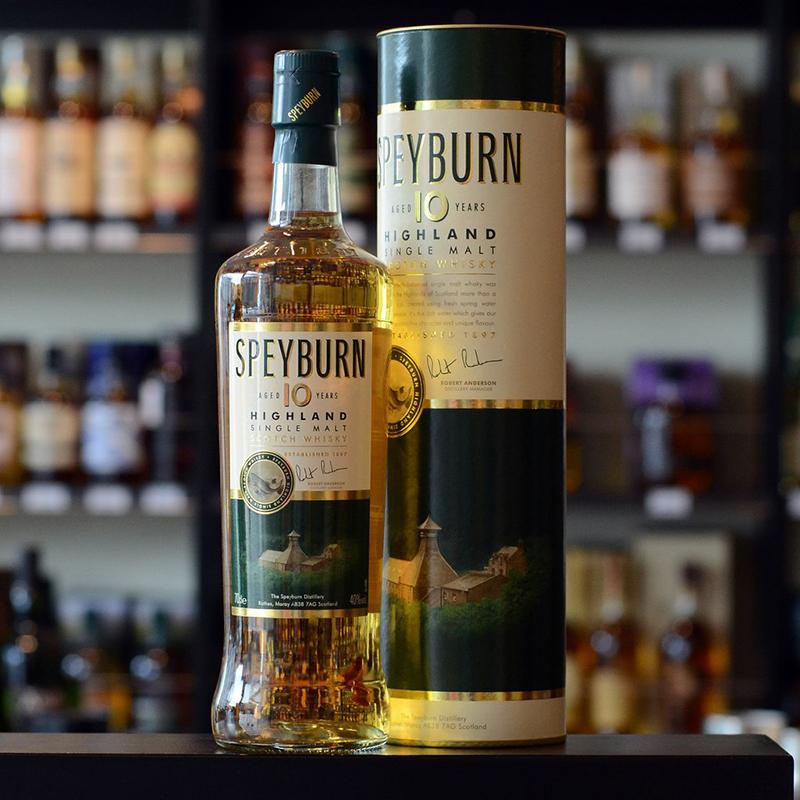 Speyburn Malt 10 Y.O. by None