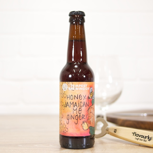 Honey Jamaican Me Ginger by Tempest Brewery