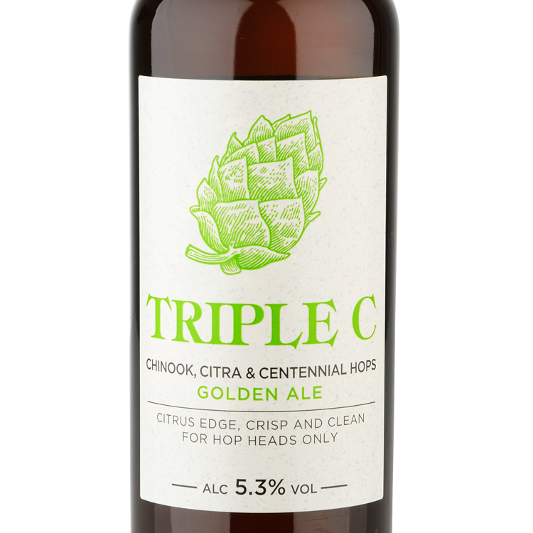 Crafty Dan Triple C by Thwaites