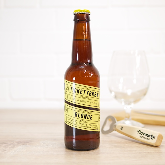 Blonde by Ticketybrew