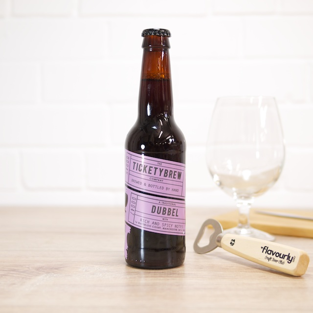 Dubbel by Ticketybrew