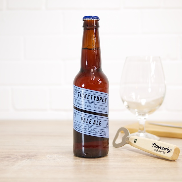 Pale Ale by Ticketybrew
