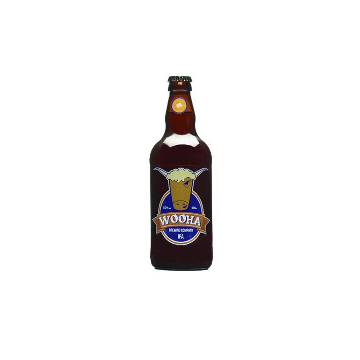WooHa IPA by WooHa Brewing Company