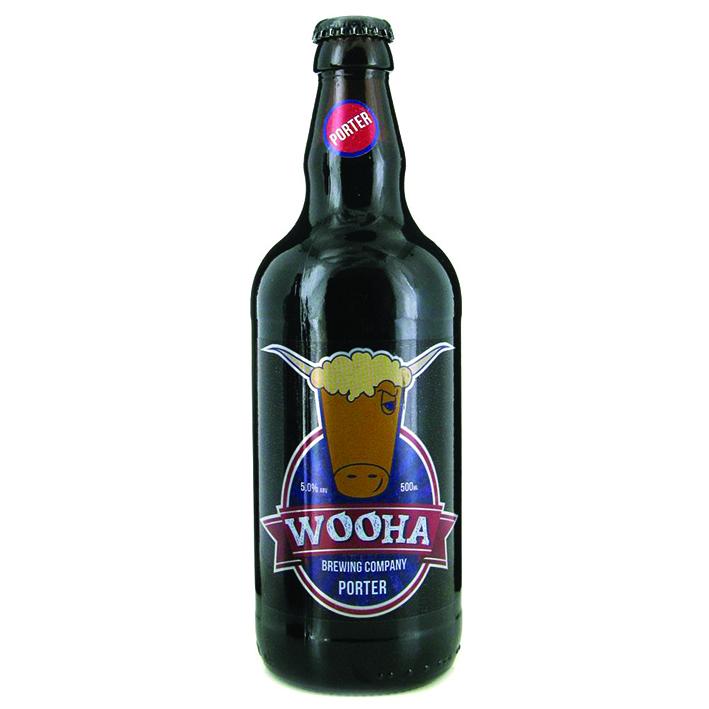 WooHa Porter by WooHa Brewing Company