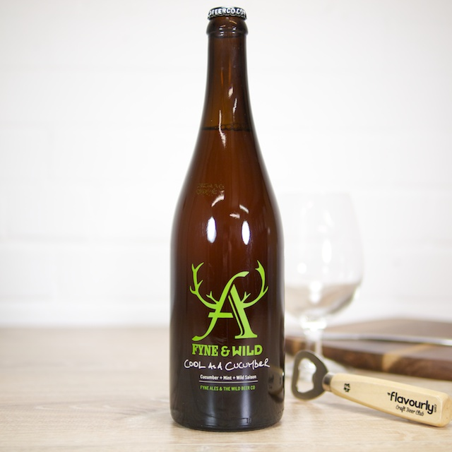 Cool as a Cucumber by Wild Beer Co