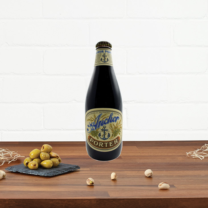 Anchor Porter by Anchor Brewing