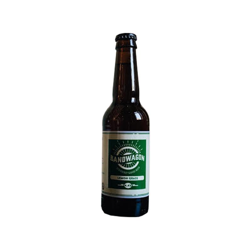 Lemon Grass by Hadrian Border Brewery
