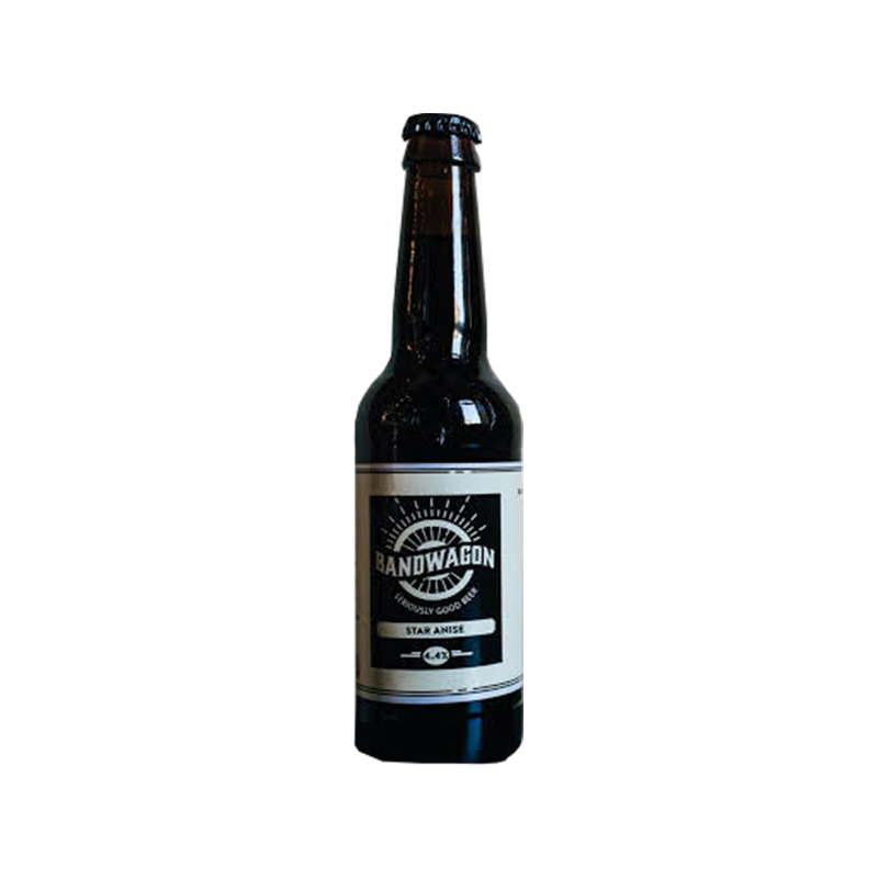 Star Anise by Hadrian Border Brewery