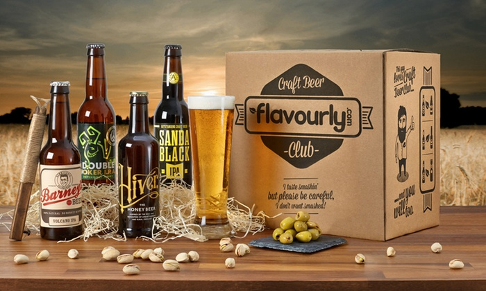 July Beer Box by Flavourly