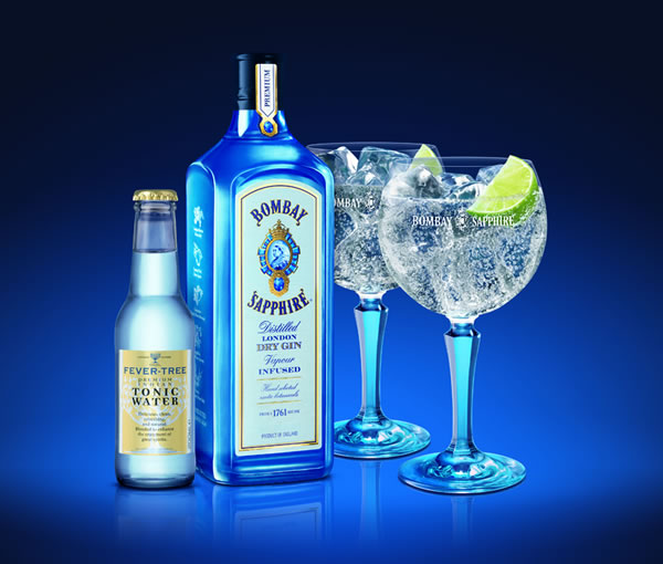 Bombay Sapphire Gin by None