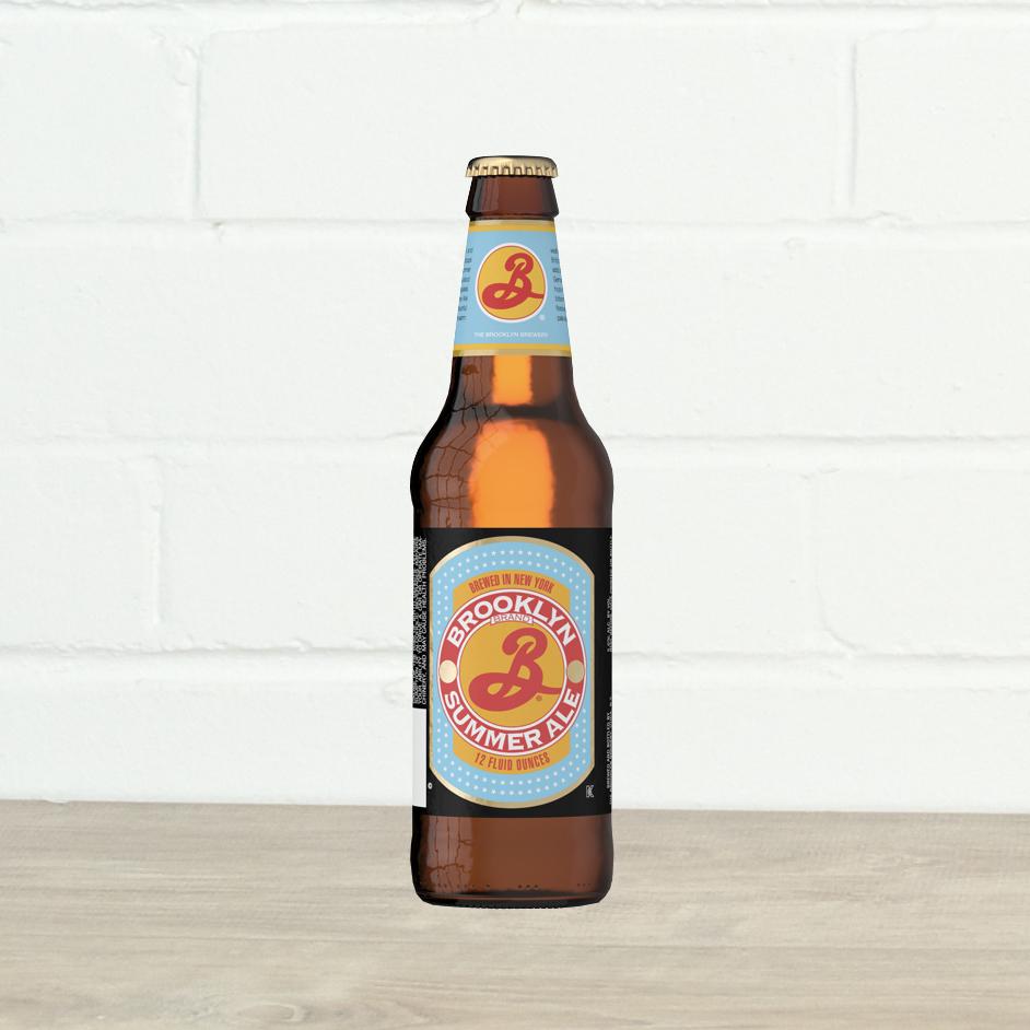 Brooklyn Summer Ale by Brooklyn Brewery
