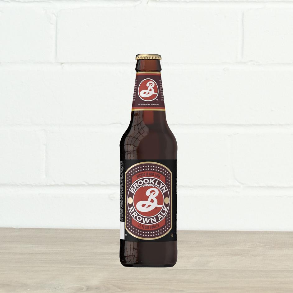 Brooklyn Brown Ale by Brooklyn Brewery