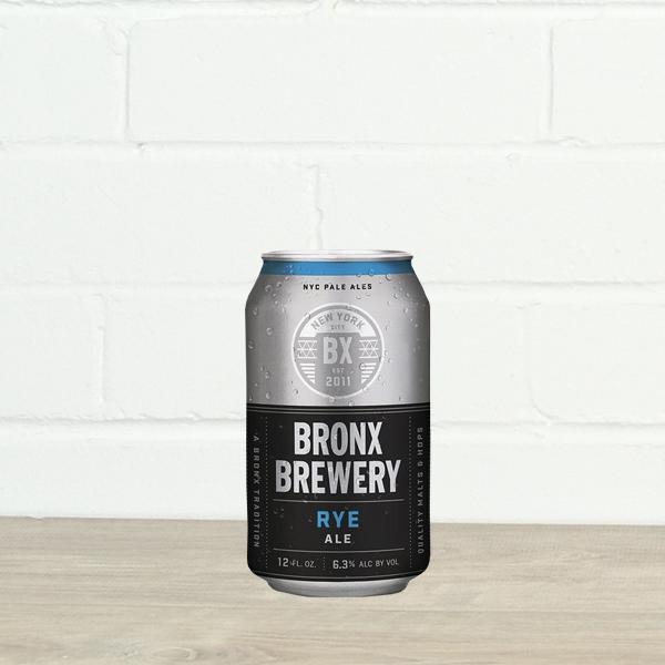 Rye Ale by Bronx Brewery