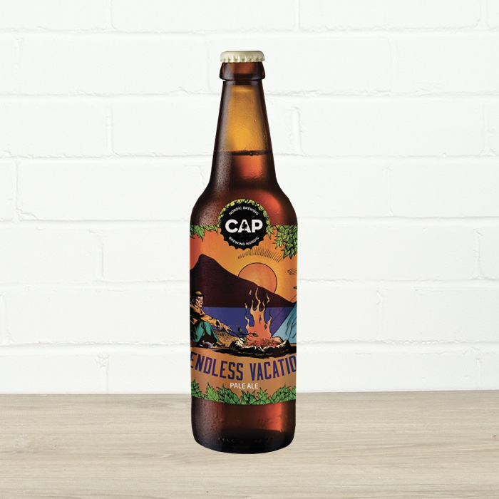Endless Vacation by CAP Brewery