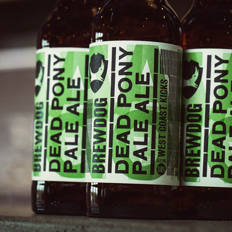Dead Pony Pale Ale by Brewdog