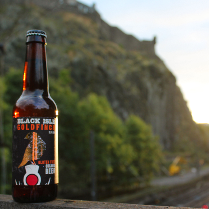 Goldfinch by Black Isle Brewing