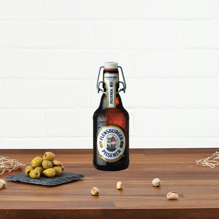 Pilsener by Flensburger Brauerei