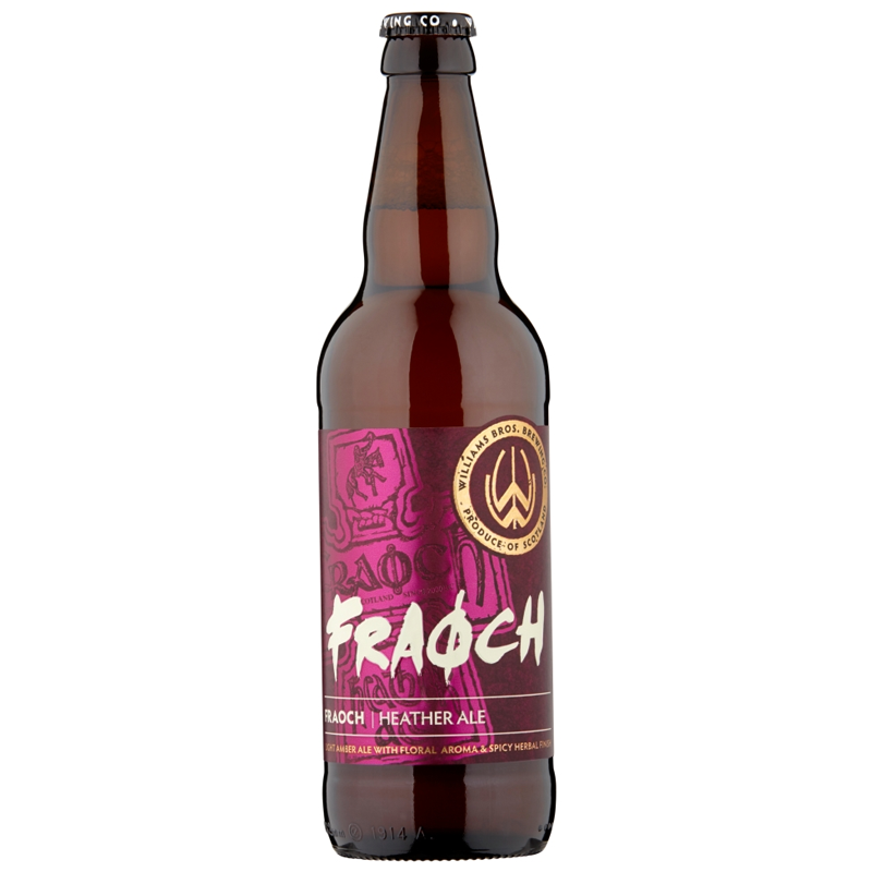 Froach Heather Ale by Williams Bros Brewing