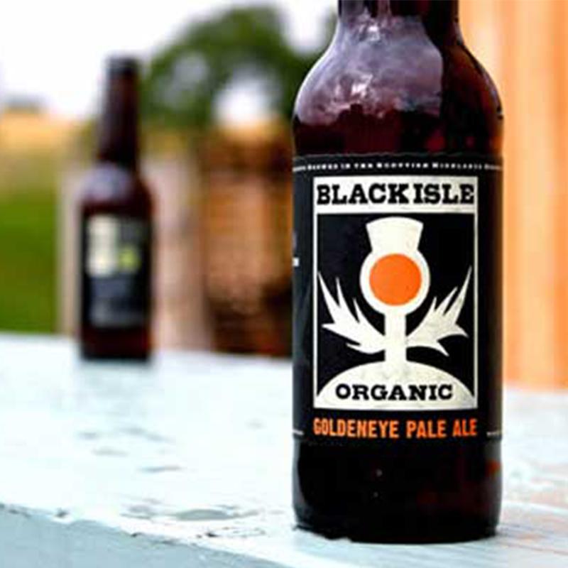 Goldeneye by Black Isle Brewing