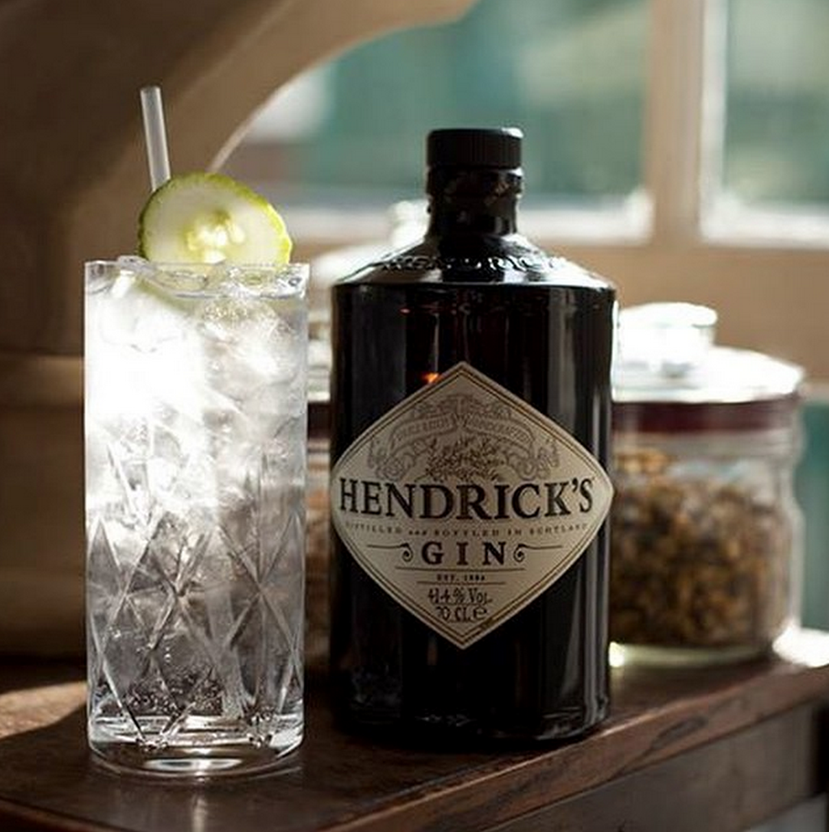 Hendrick's Gin 70CL by None