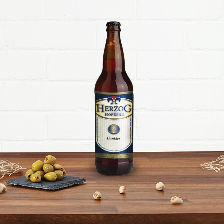Dunkles by Herzog Brauerei