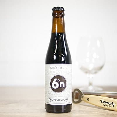 Chopper Stout by Six Degrees North