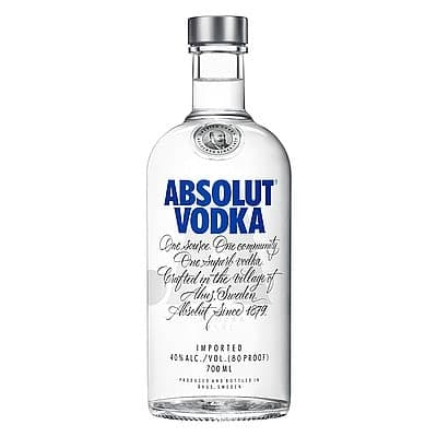 Absolut Vodka by None