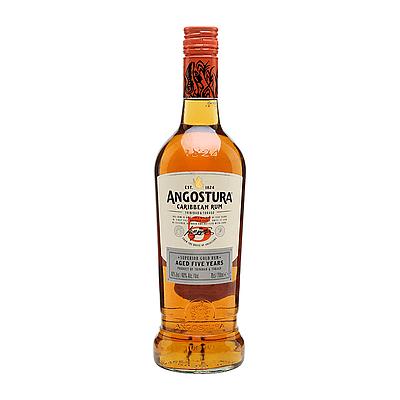 Angostura Anejo 5 Y.O. Rum by None