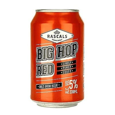 Big Hop Red by Rascals Brewing Company