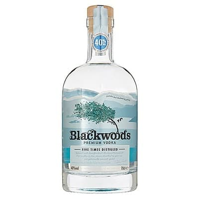 Blackwoods Vodka by None