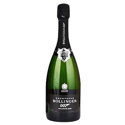 Bollinger 007 Spectre 2009 Vintage Limited Edition Champagne by None