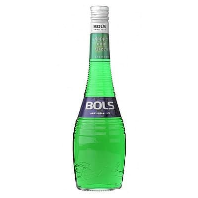 Bols Peppermint Green by None