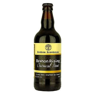 Brehon Rising Oatmeal Stout by Brehon Brewhouse