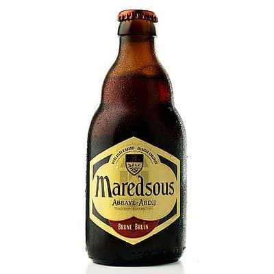 Maredsous Bruin by Duvel Moortgat
