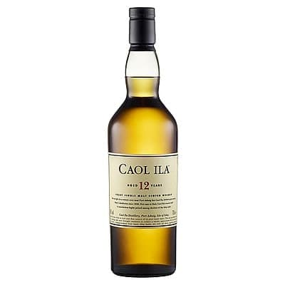 Caol Ila 12 Y.O. by None