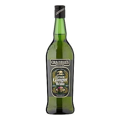 Crabbie's Green Ginger Wine by None