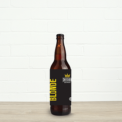 Blonde by Deeside Brewery