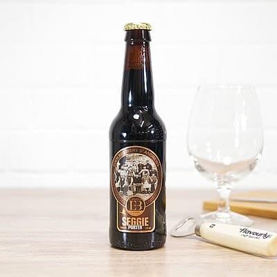 Seggie Porter by Eden Mill Brewery