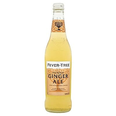 Fever-Tree Ginger Ale by None