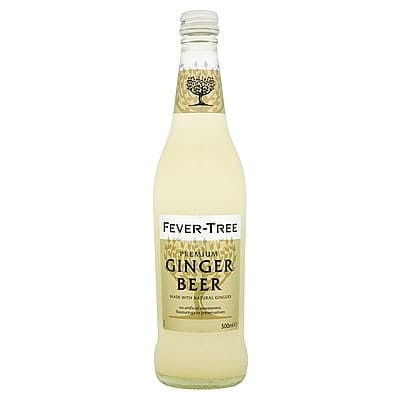 Fever-Tree Ginger Beer by None