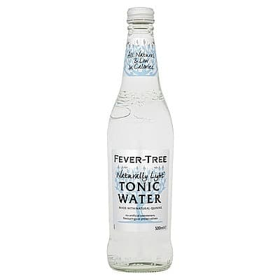 Fever-Tree Naturally Light Tonic Water by None