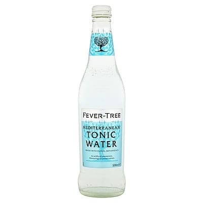 Fever-Tree Mediterranean Tonic Water by None