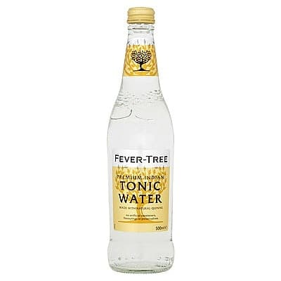 Fever-Tree Indian Tonic Water by None