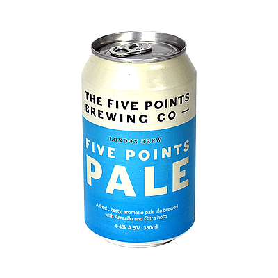 Pale Ale by Five Points