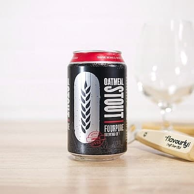 Oatmeal Stout by Fourpure