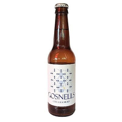 Gosnells Citra Sea Mead by Gosnells