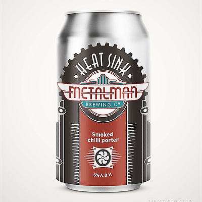Heatsink by Metalman Brewing Co