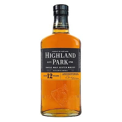 Highland Park 12 Y.O. by None